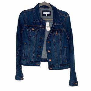 LOFT Denim Jacket NWT Small
